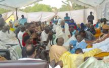 Obsèques Rougui Sy à Thiès : Aly Ngouille Ndiaye loue la fidélité en amitié de Baba Diao Itoc