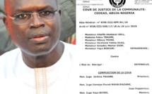 Affaire Khalifa Sall : voici l'arrêt rendu par la CEDEAO (Document)