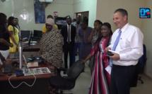 Visite de Paul Hirschson : Dakaractu reçoit dans ses locaux l'ambassadeur d'Israël à Dakar