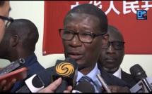 Coopération Sénégal/Chine : L'École Nationale d'Administration va bénéficier d'une bibliothèque universitaire chinoise