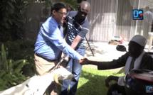 TABASKI (DON) : Le nouvel ambassadeur d'Israël au Sénégal offre 50 moutons aux familles démunies