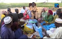 Appui pour la Tabaski : Moustapha Sow habille 100 talibés et offre des moutons à des maîtres coraniques