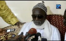 Ndiassane : Première déclaration du nouveau Khalife des khadres (El Hadj Cheikh Al Bécaye Kounta)