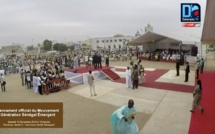 [LIVE ] Suivez en direct la cérémonie de lancement officiel du mouvement «Génération Sénégal émergent»