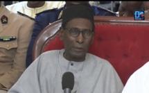 """La dernière déclaration de Ahmed Bachir Kounta lors du rappel à Dieu du Khalife général de Ndiassane : """" Leupay raffe, yallah dong moofiy dess..."""""""
