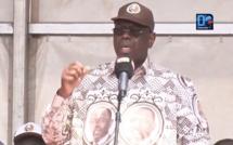 Présidentielle 2019 : Macky Sall avertit Me Wade : «L'Etat prendra toutes ses responsabilités!»