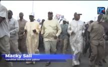 Présidentielle 2019 : La démonstration de force de Macky Sall à Fatick