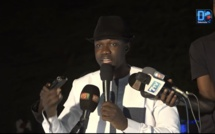 Ousmane Sonko à l'UGB : « Je ne suis pas venu pour me faire élire, mais établir un pacte entre nous... »