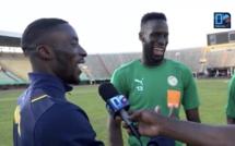 Amical Sénégal/Mali : Les joueurs des deux équipes se chambrent avant le derby