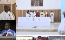 Spécial Pâques : La grande Messe du Jeudi Saint à la Paroisse Notre Dame des Anges de Ouakam