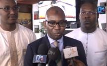 """Moustapha Guirassy : """"Nous avons beaucoup appris avec l'AIMS sur le management"""""""