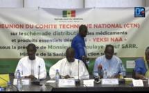 Schéma de distribution des médicaments au Sénégal : Le système Yeksi Naa passé en revue par les différents acteurs stratégiques