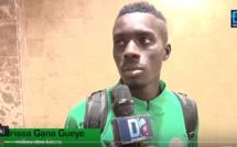 Gana Guèye : « Avec le brassard de capitaine, j'ai su donner le bon exemple. Je suis content d'avoir marqué»