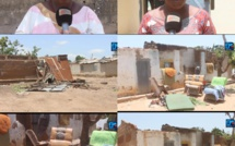 Ziguinchor / Les dégâts du vent violent sont énormes et les sinistrés demandent de l'aide...