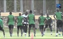 Equipe nationale : Le groupe au complet pour le dernier entraînement avant le match contre la Tunisie