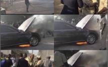 Incident avec la limousine présidentielle à Nguéniène : La responsabilité de l'Ageroute engagée...
