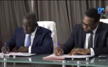 La Der et la Khalifa Fund signent un protocole d'accord pour la construction d'un centre d'innovation