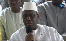 Condoléances chez OTD : «Un exemple de Républicain, Ousmane Tanor Dieng en est une fin» (Macky Sall)