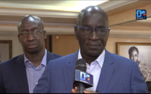 En visite chez les Lionnesdu basket : Serigne Mboup (DG SAR) salue les efforts innovants du Sénégal en matière d'infrastructures sportives.