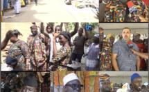 "Magal Touba 2019 : Les commerçants de Sandaga en mode ""TAKK DIOUK"""