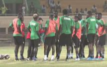 🔴REPLAY : Éliminatoires CAN 2021 : Galop d'entraînement des Lions au stade Lat Dior de Thiès