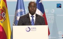Session ministérielle de la COP 25: le MEDD pour la mise à disponibilité de ressources financières adéquates pour la mise en œuvre des CDN et des Plans Nationaux d'Adaptation