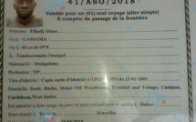 Le calvaire d'El Hadj Gassama, interdit de sortie du territoire en Trinité et Tobago : « Je veux rentrer au Sénégal dans les plus brefs délais »