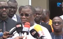 Abdoulaye Baldé, maire de Ziguinchor : « ce centre comble un vide des travailleurs du tourisme »