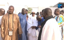 (IMAGES) Magal de Mbacké Kajoor/ Cheikh Bass en visite de courtoisie chez la famille de Serigne Sidy Mokhtar