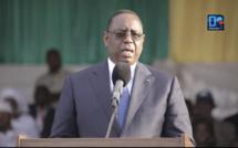 Pose 1ère pierre Stade olympique du Sénégal: « Je vous donne rendez-vous le 20 Aout 2021 pour l'inauguration de ce Stade» (Macky Sall)