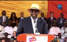 Inauguration Parc éolien de Taïba Ndiaye / Président Macky Sall : «Le Sénégal émergent, c'est le Sénégal qui carbure, poussé dans son élan par un mix énergétique…»