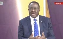 """Débat sur le mandat présidentiel : """"Le chef de l'État, Macky Sall, est à son premier mandat"""" (Mbaye Ndiaye, Ministre)"""