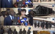 Lutte antiterroriste : Le Sénégal satisfait de son CICO.