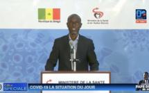 Pr Moussa Seydi : « Nous avons constaté que les patients traités avec l'hydroxychloroquine guérissent plus vite...»