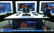 [🔴LIVE - EDITION SPECIALE] Covid-19 : Situation du Mercredi 08 Avril 2020.