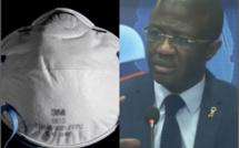 Covid-19 : Le Dr Malick Diop sur les types de masque pour se protéger de la maladie...