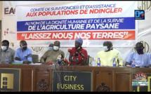 Foncier : Le Comité de suivi foncier de Ndingler dénonce « l'accaparement » de leurs terres par Babacar Ngom Sedima.