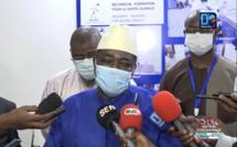 Recherche de solution contre la COVID-19 : Le Pr Mboup pour une participation active de l'Afrique.