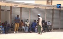 (Reportage du jour) Marché du Champ de Courses : Les commerçants préoccupés par l'enclavement et l'accessibilité pour les clients.