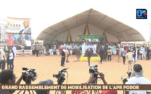 REPLAY - LIVE: Suivez le Grand Rassemblement de l'APR Podor à Boké Dialloubé.