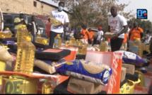 Cité Darou Salam 2 : Des produits de première nécessité distribués à la population par «Marmite du Cœur».