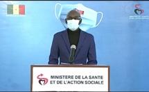 SÉNÉGAL- : 22 nouveaux cas testés positifs au coronavirus