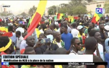 [🔴REPLAY ] Mobilisation du M2D à la Place de la Nation