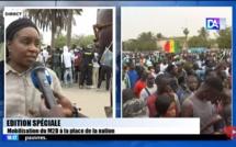 Mobilisation du M2D : « cette mobilisation constitue un pas très important pour la démocratie du Sénégal » (Ndeye Fatou Ndiaye Blondin Diop)