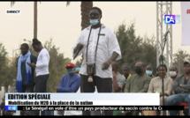 Simon Kouka de Y'en a marre : « Président Macky Sall, vous n'avez pas respecté votre parole donnée aux chefs religieux et coutumiers (…) La lutte continue»
