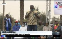Mobilisation du M2D : Aïd Daffé exige la libération immédiate des huit (8) jeunes en prison.