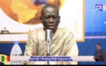 Kaolack : Serigne Mboup boucle un week-end politique et économique dans le Saloum.