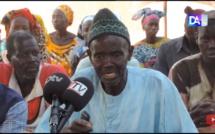 """Ndengler : """"Macky Sall doit régler définitivement le problème de Ndengler... Nous sommes déterminés à aller cultiver nos terres quel que soit le prix"""" (Ablaye Dione, chef de village)"""
