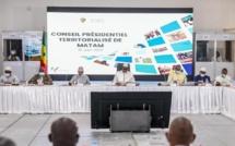 Conseil présidentiel décentralisé à Matam : « Une enveloppe de plus de 253 milliards de francs CFA a été injectée dans la région depuis 2013 » (Macky Sall)