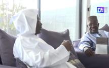 Rencontre : Serigne Modou Kara a rendu visite à Mbaye Guèye EMG.